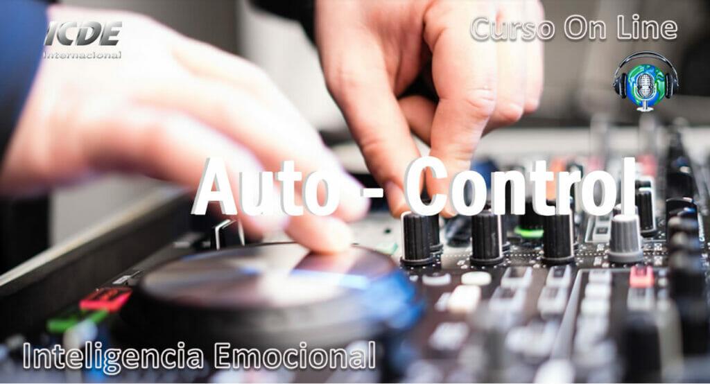 Oferta de Curso Taller Auto-control