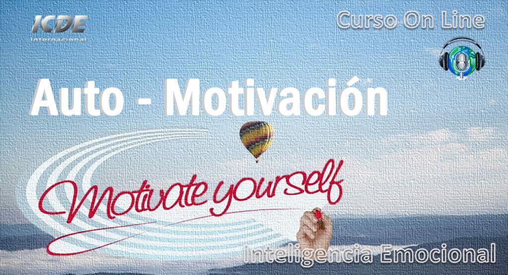 Oferta de curso taller auto-motivación
